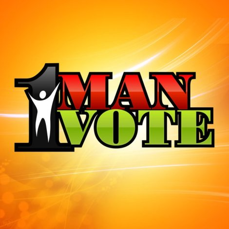 one man one vote